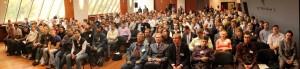 Moscow RAD Studio XE2 launch audience panorama