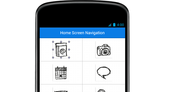 Ordinaire Mobile User Interface Design: Home Screen Navigation   Embarcadero Community
