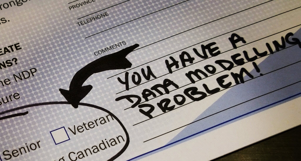 DataModellingProblem
