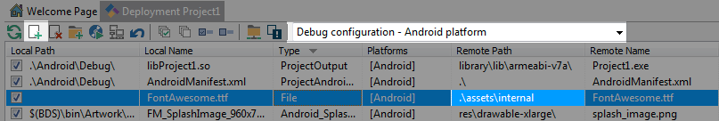 Deployment-Manager-Android