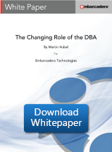 Download Changing Role of DBA
