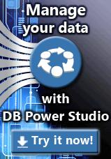 Try DB PowerStudio